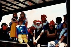 School carnival float #2 (Elaine Gebbie)