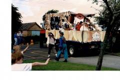School carnival float #7  (Elaine Gebbie)