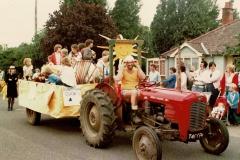 Carnival float #1(Jean Dench)