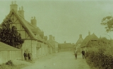 Colne Road towards East Street  approx 1910  (Peter Searle)
