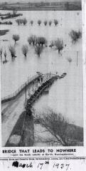 1937 Flood at Earith