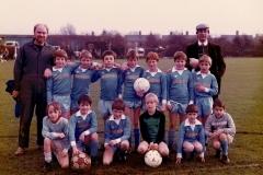 Bluntisham COLTS, 1986