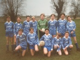 1992 Bluntisham Junior Football Team