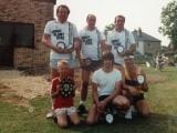 Bluntisham 5 a side carnival winners 1990