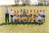 1991 School football team