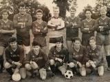 Bluntisham Football Club 1990