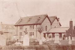Baptist Chapel postcard 1908