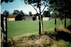 Village Hall in situ (Elaine Gebbie)