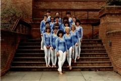 Bluntisham Ladies Keep Fit 1989 (Jean Dench)