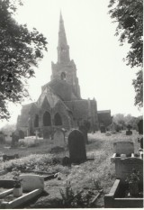 St Mary's Church - Approx 1950