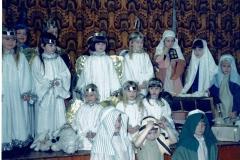 Bluntisham Playgroup Christmas production (Jean Dench)