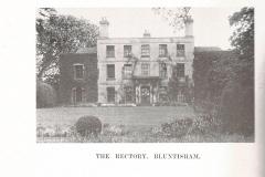 The Rectory Bluntisham