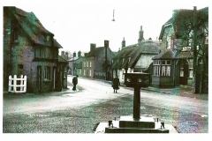 The Barograph, pub, butchers
