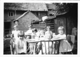 1967 Birthday Party @ 28 Wood End (Norman Gill)
