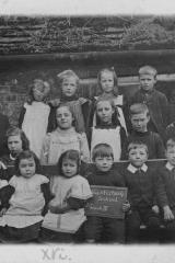 Bluntisham School 1912