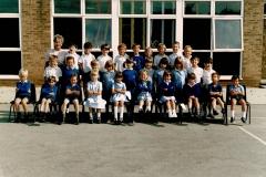 St Helens Year 1 -1996 (Sylvia Waterworth)