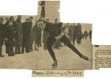 Fen Skating February 1947 (Martin Halton)