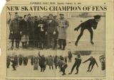 1956 Fen Skating Champions (Martin Halton)