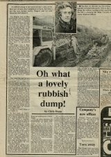 Filling in the Cutting Article