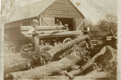 Wood Yard at Wood End