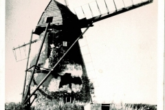 The windmill at Wood End