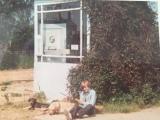 BHP00612P-Clive-Johnson-Sandy-the-dog-